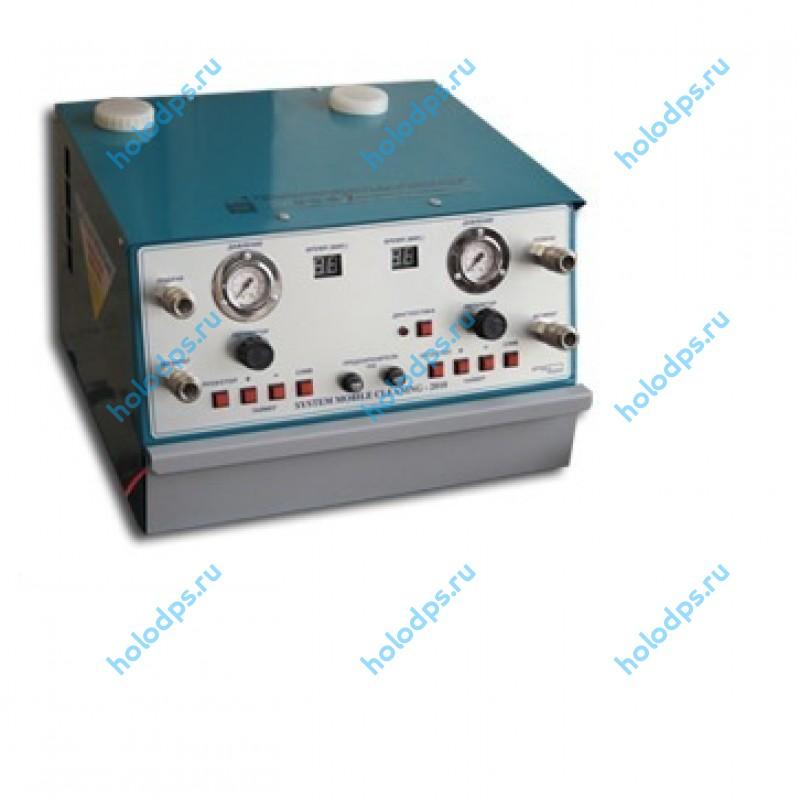 инструкция аппарат для промывки инжектора